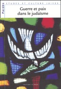 Shmuel Trigano - Pardès N° 36/2004 : Guerre et paix dans le judaïsme.