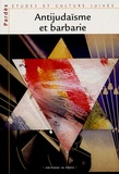 Gérard Rabinovitch - Pardès N° 38/2005 : Antijudaïsme et barbarie.