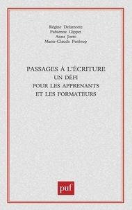 Passages à lécriture. Un défi pour les apprenants et les formateurs.pdf