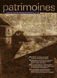 Gennaro Toscano - Patrimoines N° 10 : .