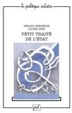 Gérard Bergeron - Petit traité de l'Etat.