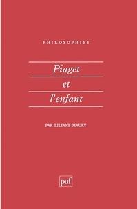 Nathalie Chouchan et Frank Burbage - Piaget et l'enfant - Tome 2.