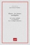 Jean-François Pradeau et  Collectif - Platon : les formes intelligibles.