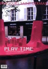 Gilles De Bure et Pascale Le Thorel - Play Time N° 7, Mai-Juin 2009 : Parcours Saint Germain.