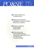 Michel Deguy et Claude Mouchard - Po&sie N° 119, 1er trimestr : René Char aujourd'hui.