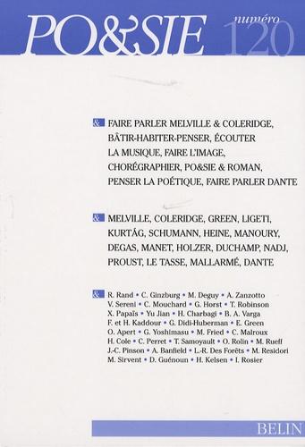 Olivier Apert et Xavier Bordes - Po&sie N° 120, 2e trimestre : .