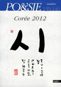 Michel Deguy - Po&sie N° 139-140 : Corée 2012.