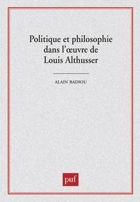 Sylvain Lazarus - Politique et philosophie dans l'oeuvre de Louis Althusser - [colloque, 29-30 mars 1990.