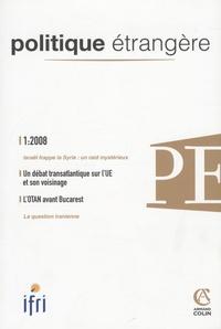 Esther Brimmer - Politique étrangère N° 1, Printemps 2008 : Un débat transatlantique sur l'UE et son voisinage.