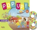 Sophie Gaboreau - Pop Up! CE2. 2 CD audio