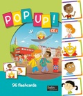 Sophie Gaboreau - Pop Up! CE2 - 96 flashcards.
