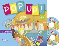 Sophie Gaboreau - Pop Up! CM1. 2 CD audio