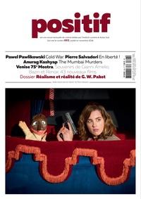 Michel Ciment - Positif N° 693, novembre 201 : .