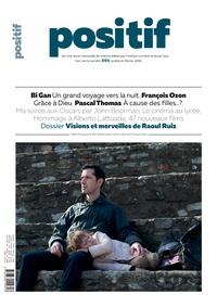 Michel Ciment - Positif N° 696, février 2019 : Visions et merveilles de Raoul Ruiz.