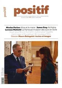Michel Ciment - Positif N° 704, octobre 2019 : Mauro Bolognini : textes et images.