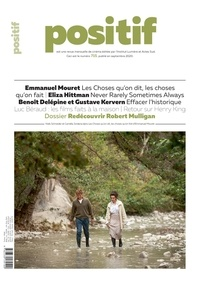 Michel Ciment - Positif N° 715, septembre 20 : Redécouvrir Robert Mulligan.