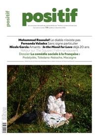 Michel Ciment - Positif N° 718, décembre 202 : La comédie sociale à la française : Podalydès, Toledano-Nakache, Macaigne.
