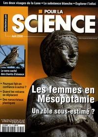 Cécile Michel - Pour la science N° 370, Août 2008 : Les femmes en Mésopotamie - Un rôle sous-estimé ?.