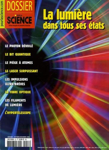 Serge Reynaud - Pour la science N° 53, Octobre-Novem : La lumière dans tous ses états.