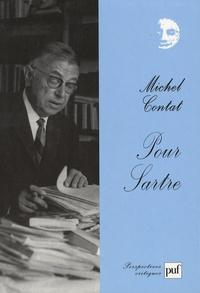 Michel Contat - Pour Sartre.