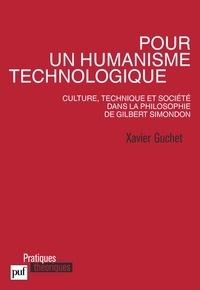 Pour un humanisme technologique - Culture, technique et société dans la philosophie de Gilbert Simondon.pdf