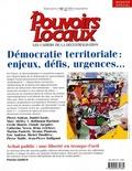 Pierre Sadran - Pouvoirs locaux N° 62, Septembre 200 : Démocratie territoriale : enjeux, défis, urgences....