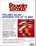 Jean-Marc Ohnet - Pouvoirs locaux N° 64, Mars 2005 : Fiscalité locale : pourquoi rien ne va plus.