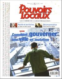 Jacques Lévy et Patrick Le Galès - Pouvoirs locaux N° 65, Mai 2005 : Comment gouverner une ville en mutation ?.