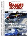 Olivier Piron - Pouvoirs locaux N° 66, Septembre 200 : Transports et territoires : la nouvelle donne.