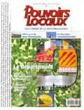 Patrick Lothe et Philippe Warin - Pouvoirs locaux N° 75, IV/2007 décem : Le département - L'état des politiques publiques, l'avenir du conseil général.