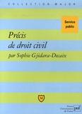 Sophie Gjidara-Decaix - Précis de droit civil.
