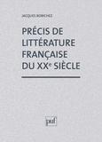 Robichez - Précis de littérature française du xxe siècle.