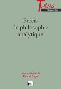 Pascal Engel - Précis de philosophie analytique.