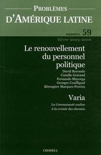 Problèmes dAmérique latine N° 59, Hiver 2005-20.pdf