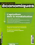 Isabelle Delourme et Jean-Christophe Bureau - Problèmes économiques N° 2/901, Juin 2006 : L'agriculture dans la mondialisation.