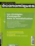 David Laurence Levy et Michel Drancourt - Problèmes économiques N° 2/909 : Les stratégies d'entreprise dans la mondialisation.