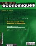 Régis Khaber et Jean-Louis Mourier - Problèmes économiques N° 2842 -  Mercredi : Monnaie et finance.