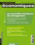 Sylvie Monchatre et Joanna Pomian - Problèmes économiques N° 2873, Avril 2005 : Les nouvelles tendances du management.