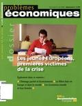Philippe Frémeaux et Naïri Nahapétian - Problèmes économiques N° 2972, Mai 2009 : Les jeunes Européens, premières victimes de la crise.