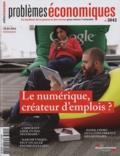 Patrice Merlot et Markus Gabel - Problèmes économiques N° 3042, 25 avril 20 : Le numérique, créateur d'emplois ?.
