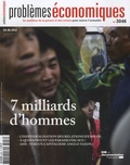 Patrice Merlot - Problèmes économiques N° 3046, 20 juin 201 : 7 milliards d'hommes.