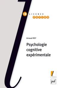 Arnaud Rey - Psychologie cognitive expérimentale.