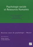 Alain Trognon et Marcel Bromberg - Psychologie sociale et ressources humaines.