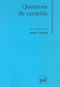Lionel Collins et  Collectif - Questions de contrôle.