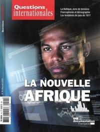 Serge Sur et Gilles Andréani - Questions internationales N° 90, mars-avril 20 : La nouvelle Afrique.