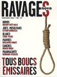 Isabelle Sorente - Ravages N° 9, printemps 2013 : Tous boucs émissaires.