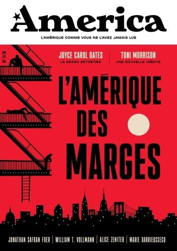 Julien Bisson et François Busnel - Revue America N° 11/16, automne 20 : L'Amérique des marges.