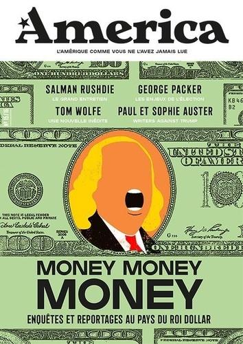 Revue America N° 15, automne 2020 L'Amérique et l'argent