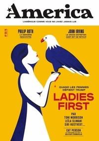 Julien Bisson - Revue America N°6 : Ladies First.