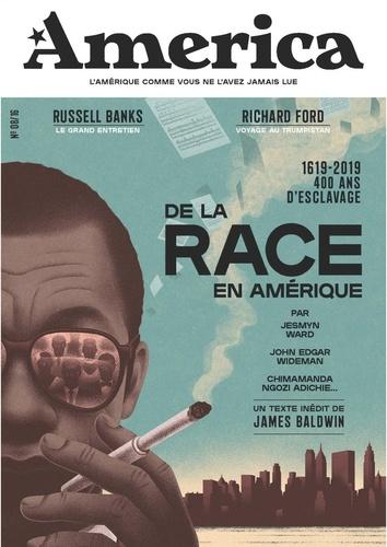Julien Bisson - Revue America N° 8, Hiver 2018 : De la race en Amérique.